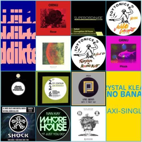 Beatport Music Releases Pack 2738 (2021)