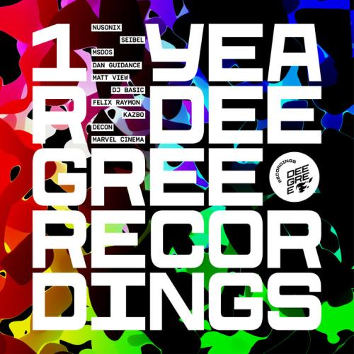 1 Year Deegree Recordings (2021)