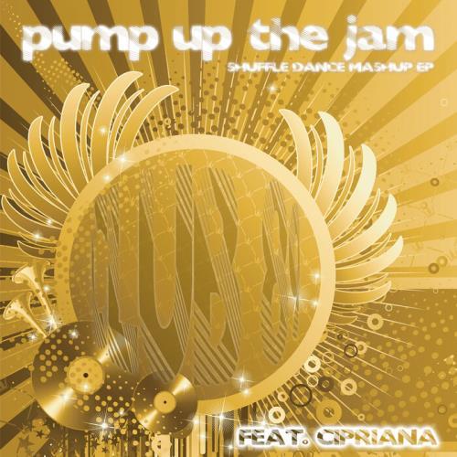 Club 89 feat Cipriana — Pump Up The Jam (Shuffle Dance Mashup EP) (2021)