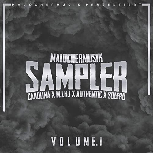 M.I.K.I & Authentic — Malochermusik Sampler Vol 1 (2021)