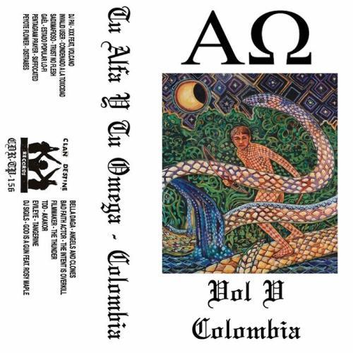 Tu Alfa Y Tu Omega, Vol. 5 — Colombia (2021)
