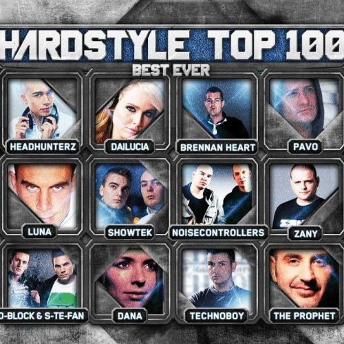 Hardstyle Top 100 Best Ever (Mixed & Unmixed) (2011)