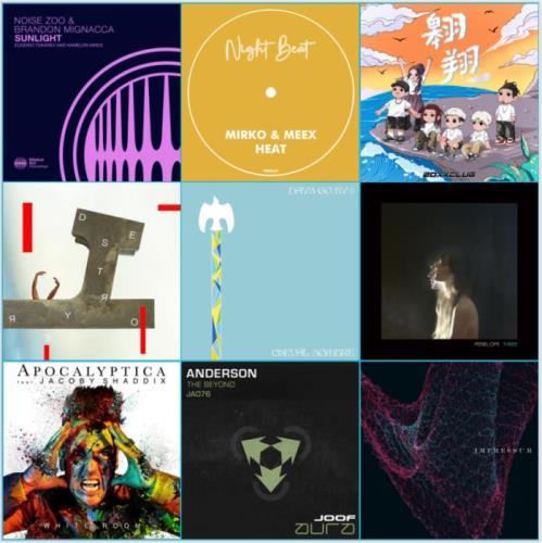 Beatport Music Releases Pack 2755 (2021)