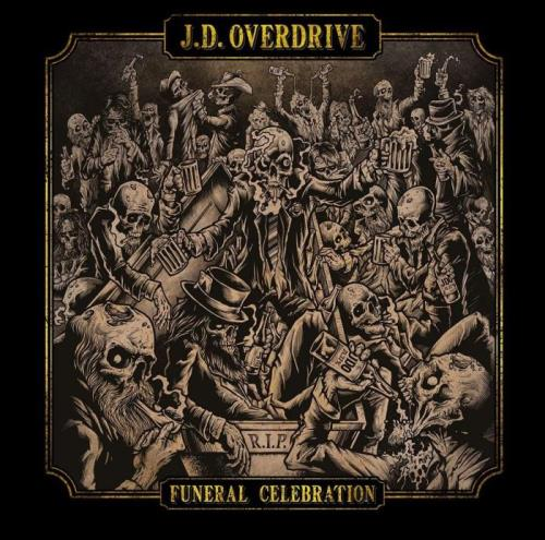 J.D. Overdrive — Funeral Celebration (2021) FLAC