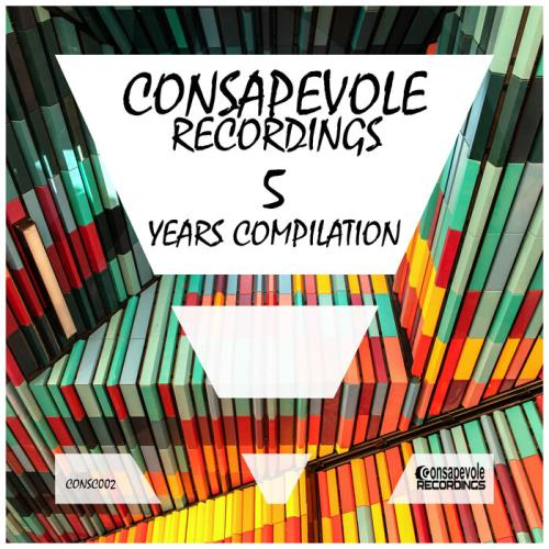Consapevole — 5 Years Compilation (2021) FLAC