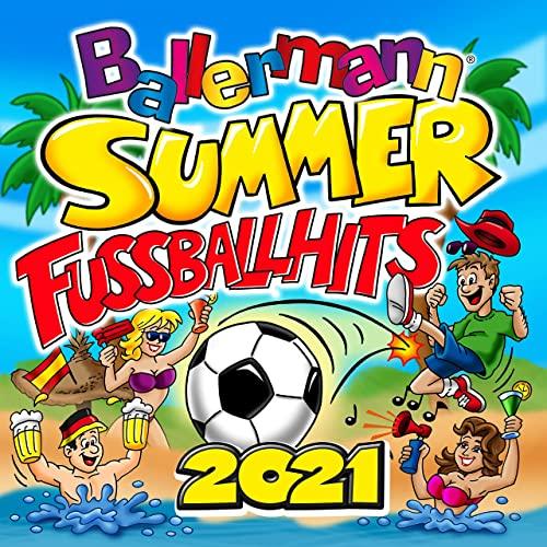 Ballermann Summer (Fussball Hits 2021) (2021)