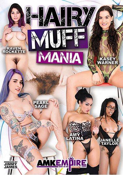 Hairy Muff Mania