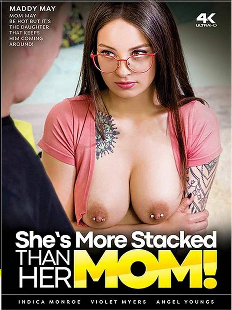 Shes More Stacked Than Her Mom