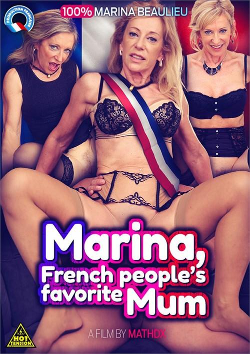 Marina, French People's Favorite Mum