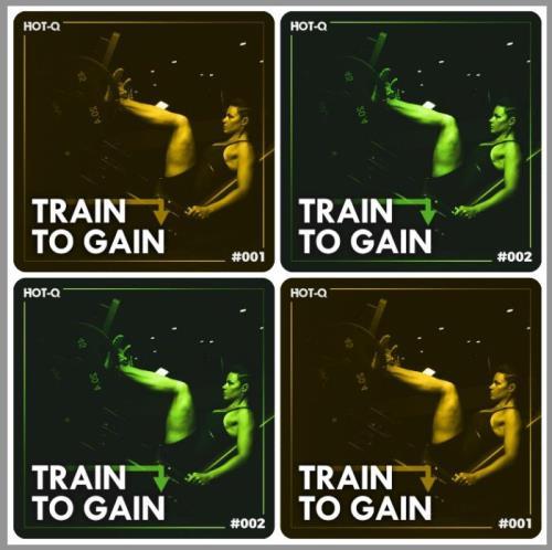 Train To Gain 001-007 (2020-2021)