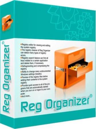 Reg Organizer 8.75 b2 RePack/Portable by elchupacabra