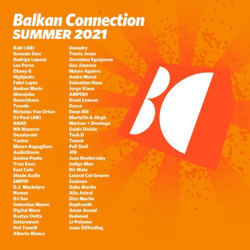 Balkan Connection Summer 2021 (2021) [FLAC]