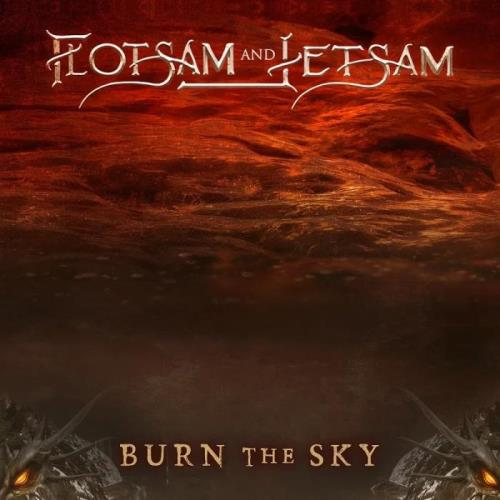 Flotsam and Jetsam — Blood in the Water (2021) FLAC