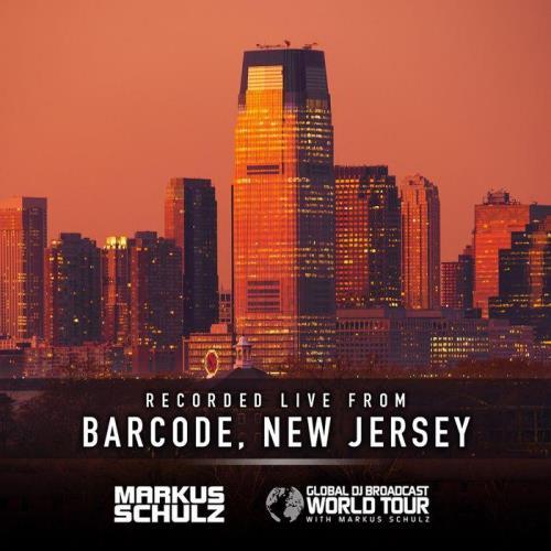 Markus Schulz — Global DJ Broadcast (2021-06-03) World Tour: New Jersey