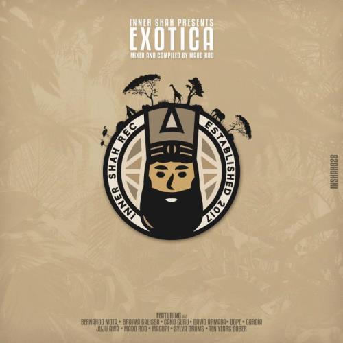 Inner Shah Recordings — Exotica (2021)
