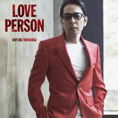 Hideaki Tokunaga — Love Person (2021)