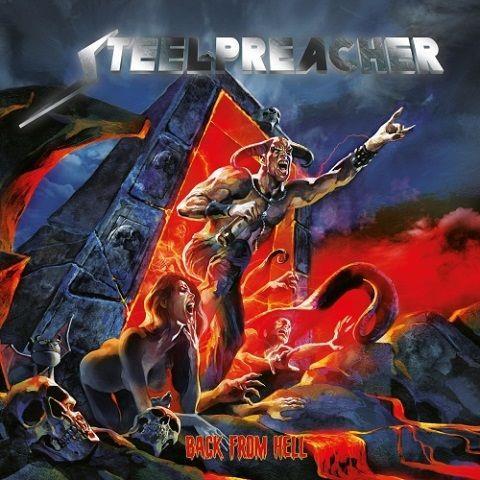 Steelpreacher — Back from Hell (2021) FLAC