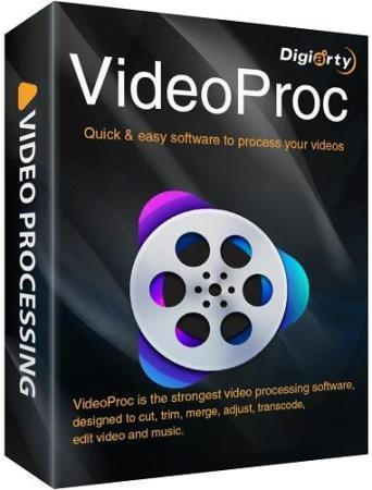 VideoProc 4.2 ML/RUS Portable
