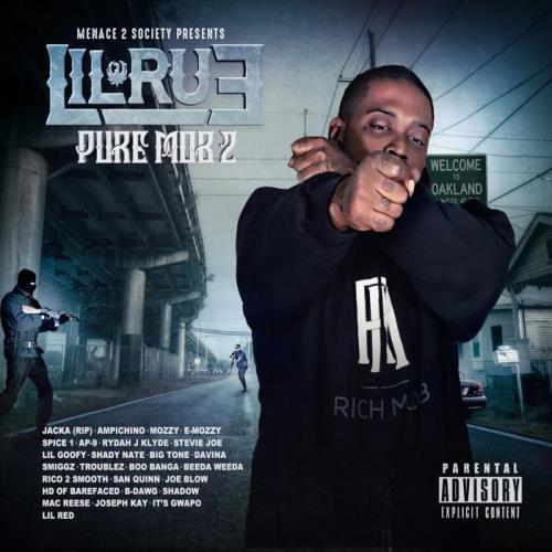 Lil Rue — Pure Mob 2 (2021)