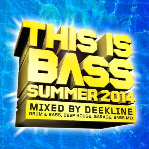This Is Bass: Summer 2014 (drum & bass deep house garage bass mix) (2014)