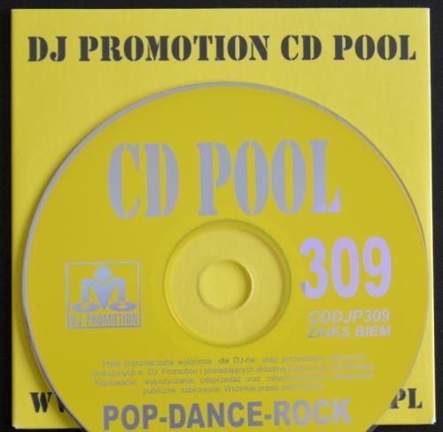 DJ Promotion CD Pool Pop/Dance 309 (2021)