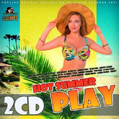 Hot Summer Play (2CD) (2021)