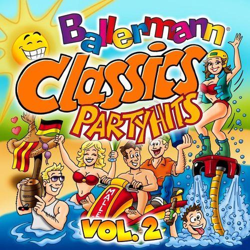 Ballermann Classics, Vol. 2: Partyhits (2021)
