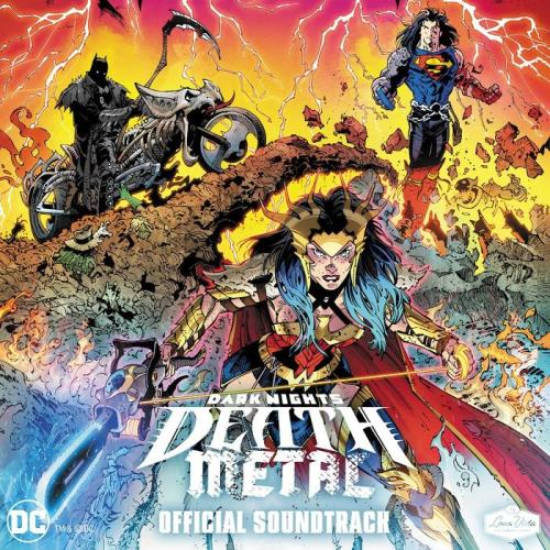 Dark Nights: Death Metal Soundtrack (2021)