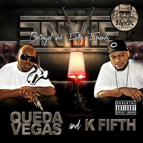 Queda Vegas & K Fifth — Envie, Betrayal & Fake Friends (2021)