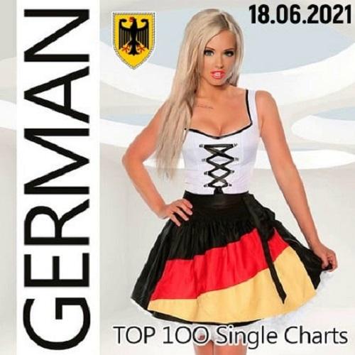 German Top 100 Single Charts 18.06.2021 (2021)