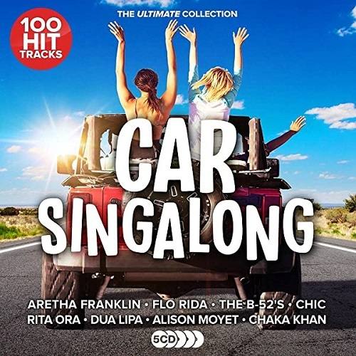 Ultimate Car Sing-A-Long (5CD) (2021)