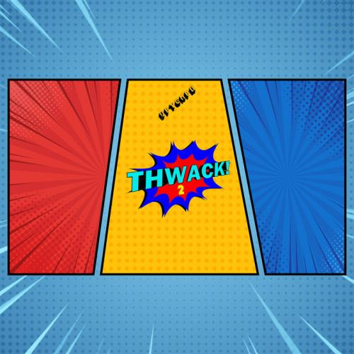 Up-Tempo — Thwack! 2 (2021)