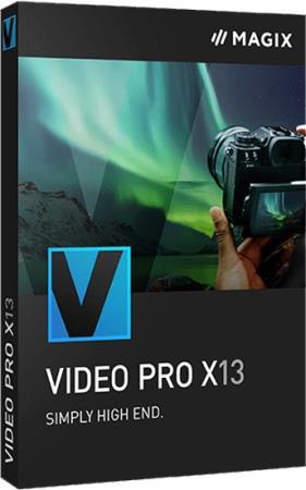 MAGIX Video Pro X13 19.0.1.117 + Rus