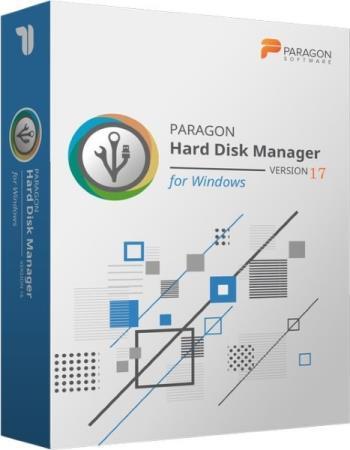 Paragon Hard Disk Manager 17 Advanced 17.20.0