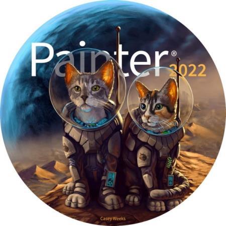 Corel Painter 2022 22.0.0.164