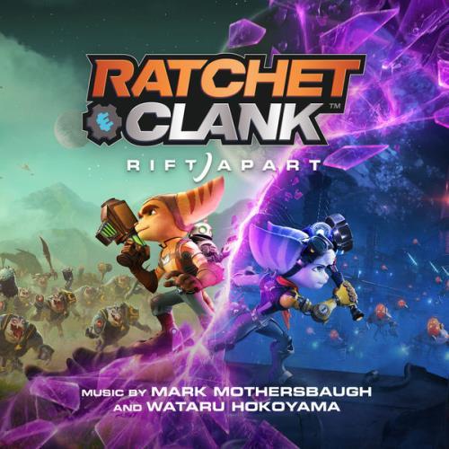 Mark Mothersbaugh — Ratchet & Clank  Rift Apart (Original Soundtrack) (2021)