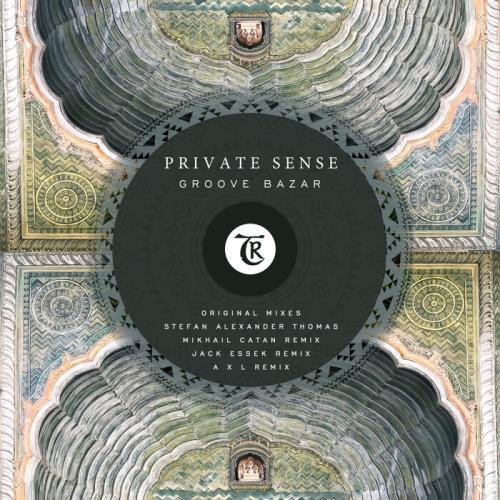 Private Sense — Groove Bazaar (2021)