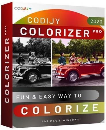 CODIJY Colorizer Pro 4.0.0 (ML/Rus)
