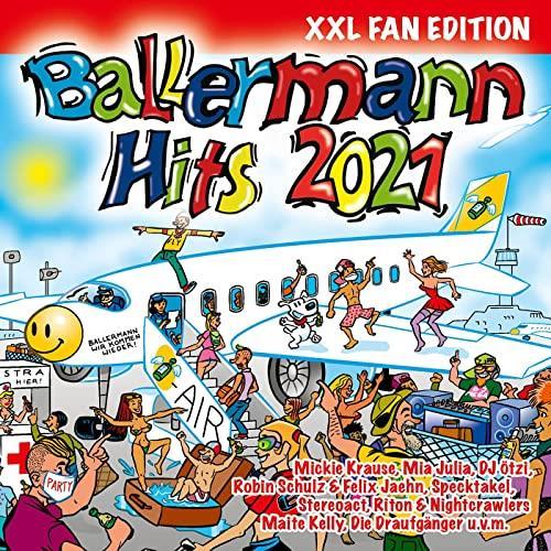 Ballermann Hits 2021 (XXL Fan Edition) (2021)