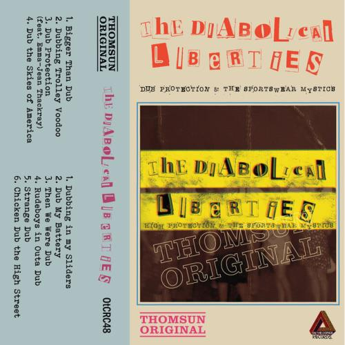 The Diabolical Liberties — Dub Protection & The Sportswear Mystics (2021)