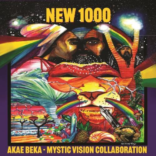 Akae Beka — New 1000 (2021)