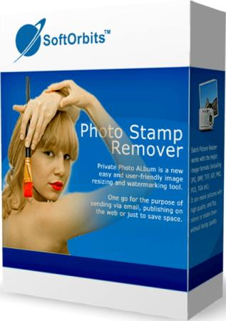 SoftOrbits Photo Stamp Remover 12.1