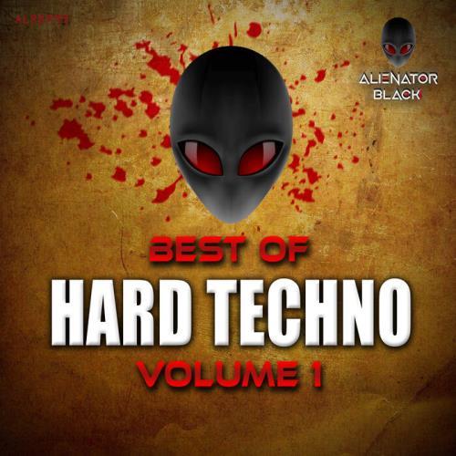 Alienator Hard Techno, Vol. 1 (2021)