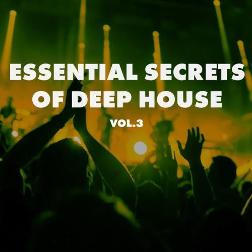 Essential Secrets Of Deep House, Vol. 3 (2021)