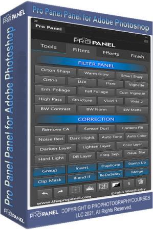 Pro Panel 1.5.2 for Adobe Photoshop