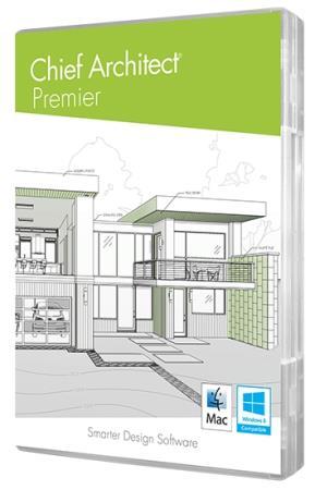 Chief Architect Premier / Interiors X13 23.2.0.55