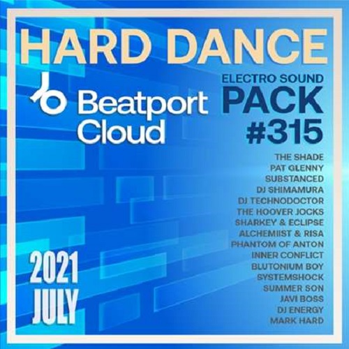 Beatport Hard Dance: Sound Pack #315 (2021)