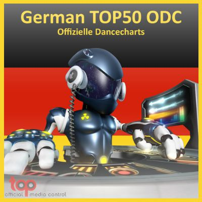 German Top 50 ODC Official Dance Charts 16.07.2021