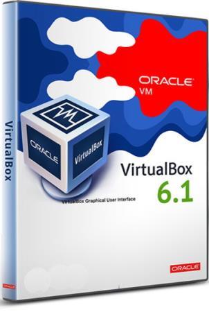 VirtualBox 6.1.24 Build 45767 RePack/Portable by D!akov