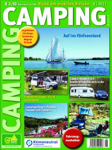 Camping Magazin August No 08 2021